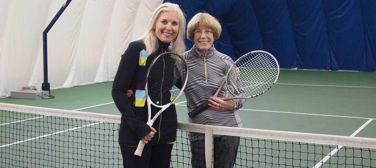 University Tennis - Adult Lessons