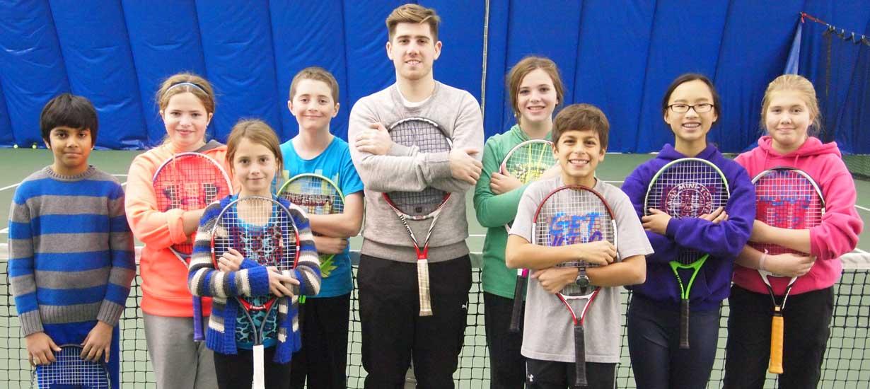University Tennis - Programs