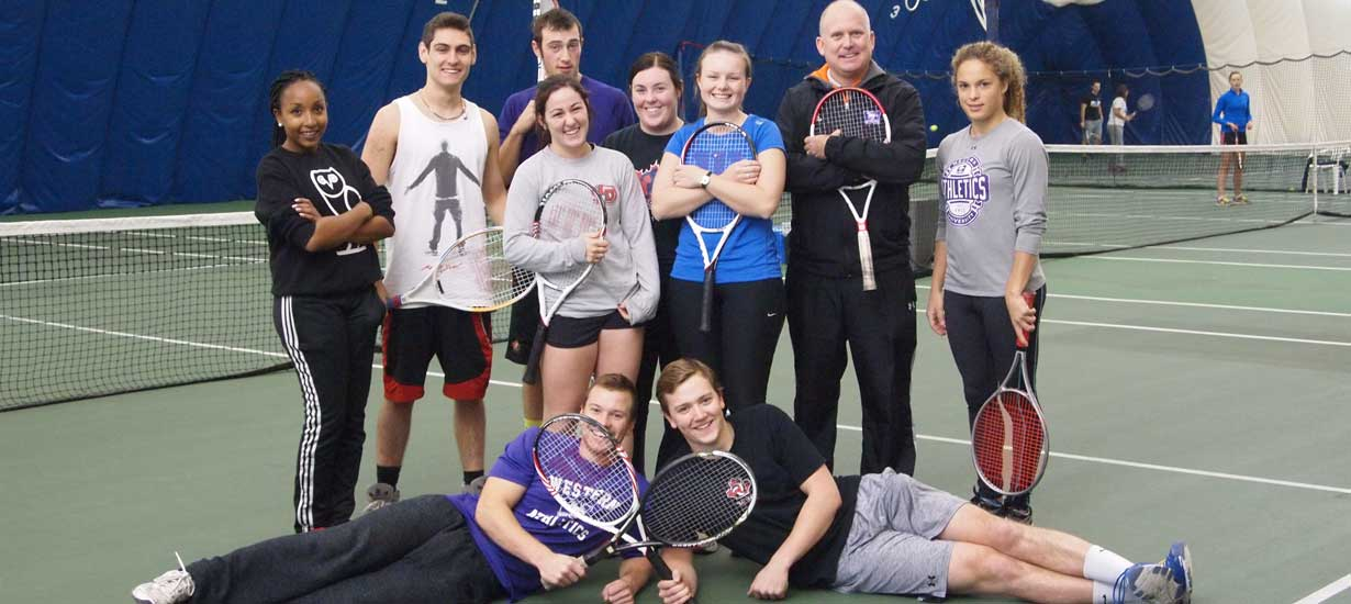 University Tennis Pros - Western